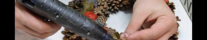 Embedded thumbnail for Ako si vyrobiť jesenný veniec #1